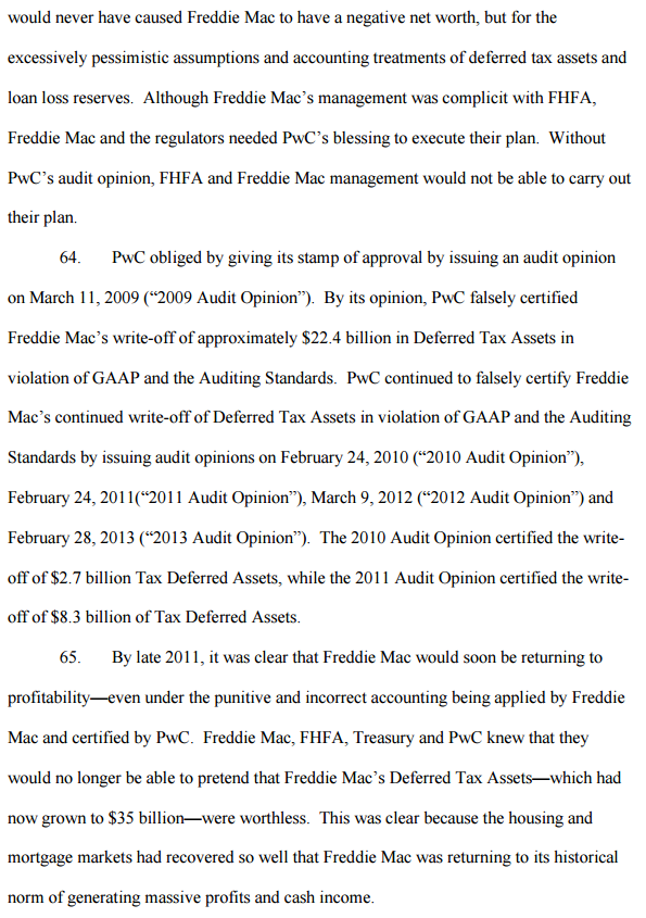 billion of deferred tax assets at freddie mac subject to   60 billion of deferred tax assets at freddie mac subject to allegations of manipulation freddie mac otcmkts fmcc seeking alpha