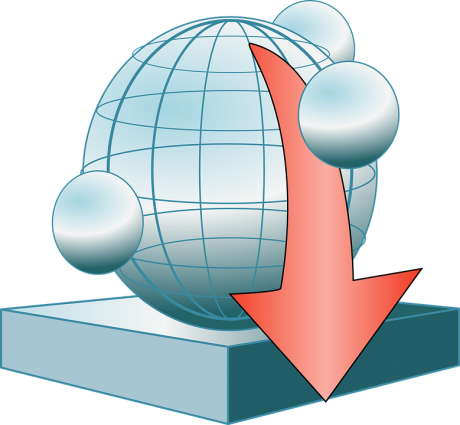 Exports Declining - Public Domain