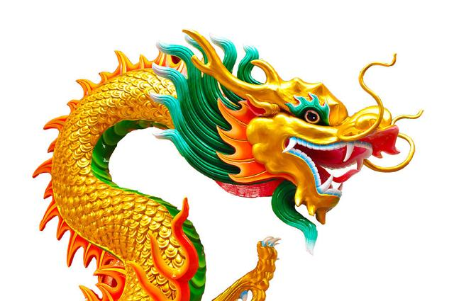 Chinese Dragon V American Eagle  General Electric Company NYSE