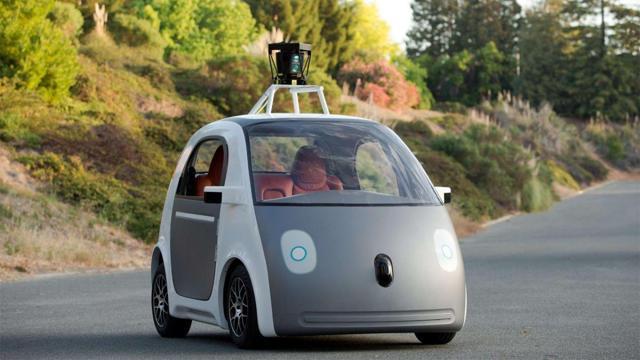Google Autonomous Cars Head To Arizona