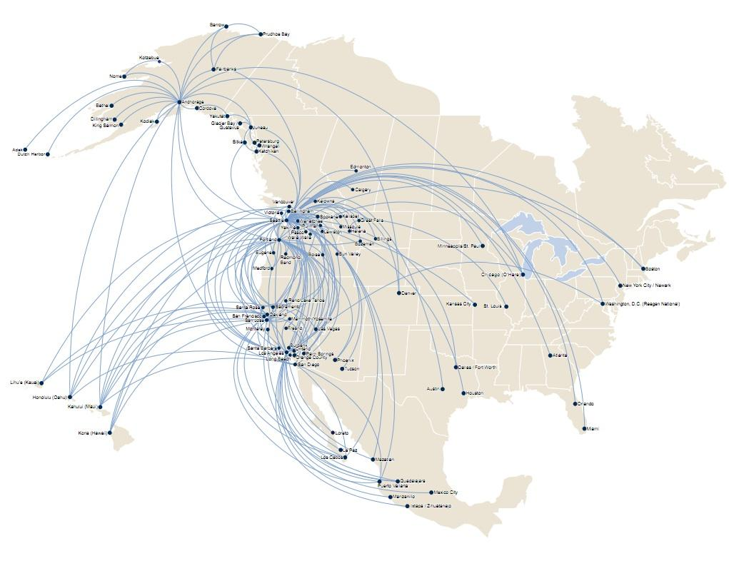 An In-Depth Look At An Alaska Air-Virgin America Deal - Alaska Air ...