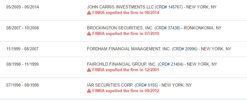 John carris investment eu latin american investment facilitydude