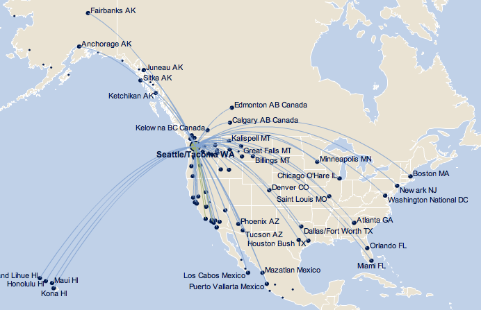 Alaska Airlines Acquisition Of Virgin Airlines: At What Costs ...
