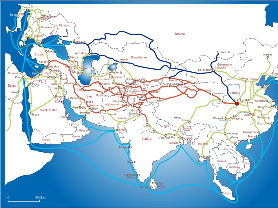 a historical significance of the silk road Silk road connections and their role in facilitating trans-regional trade and cultural exchange have become increasingly prominent features of any general overview of world history the significance of the southwestern silk road should therefore not be.