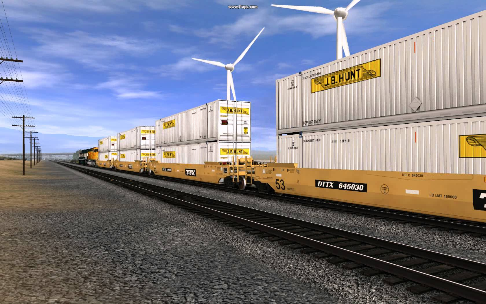 during the quarter jb hunt carried nearly 460000 domestic intermodal loads this was more than csxs nasdaqcsx and union pacifics nyseunp over