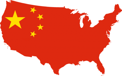 Image result for china taking over America