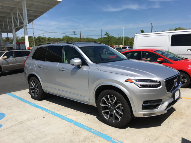 My XC90 extended test drive.