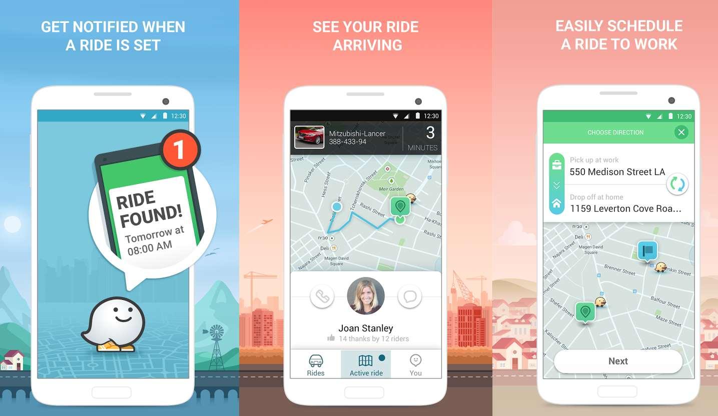 Google's 'Waze Rider' App Is Smarter Than Apple's $1 Billion