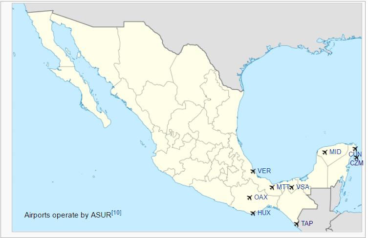 Should You Invest In Cancun S Airport Grupo Aeroportuario Del
