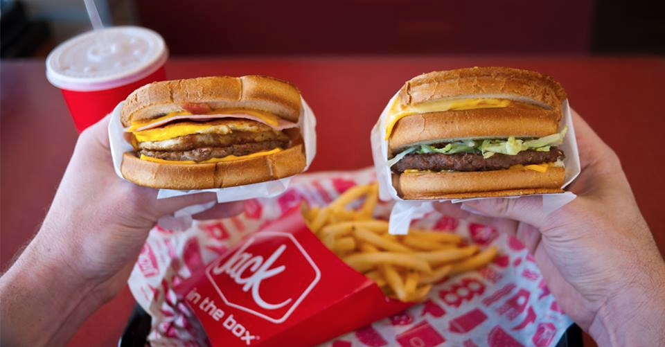 although the jack in the box brand is still experiencing a spot of weakness in the 1030 to noon time slot because of mcdonalds all day breakfast - Jack In The Box Open Christmas Day