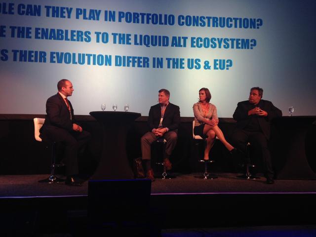Inside ETFs Europe 2016: Panel Discussion on Liquid Alts