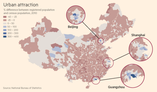 Demographics Is Destiny The Big Picture In China Seeking Alpha
