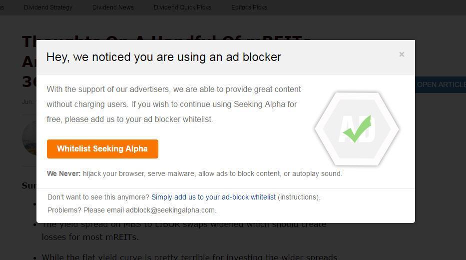 seeking alpha and ad blockers what we re doing sa eli hoffmann