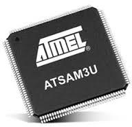 Atmel microcontroller chip