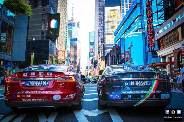 80eday racers in NY