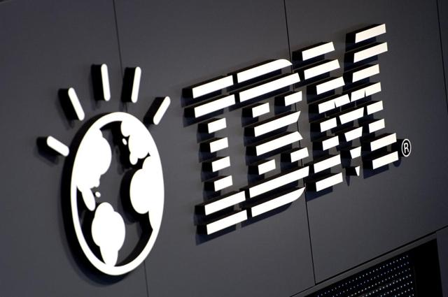 IBM Stock Rises Up