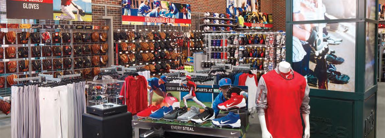 Dick goods sporting store