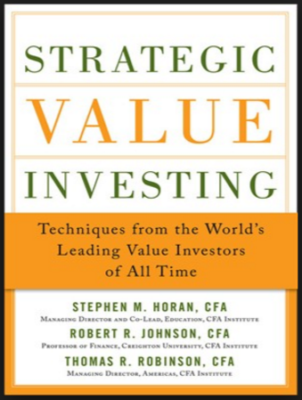 Strategic Value Investing