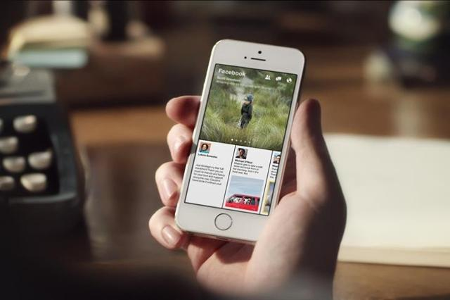 Facebook Takes Down Paper App
