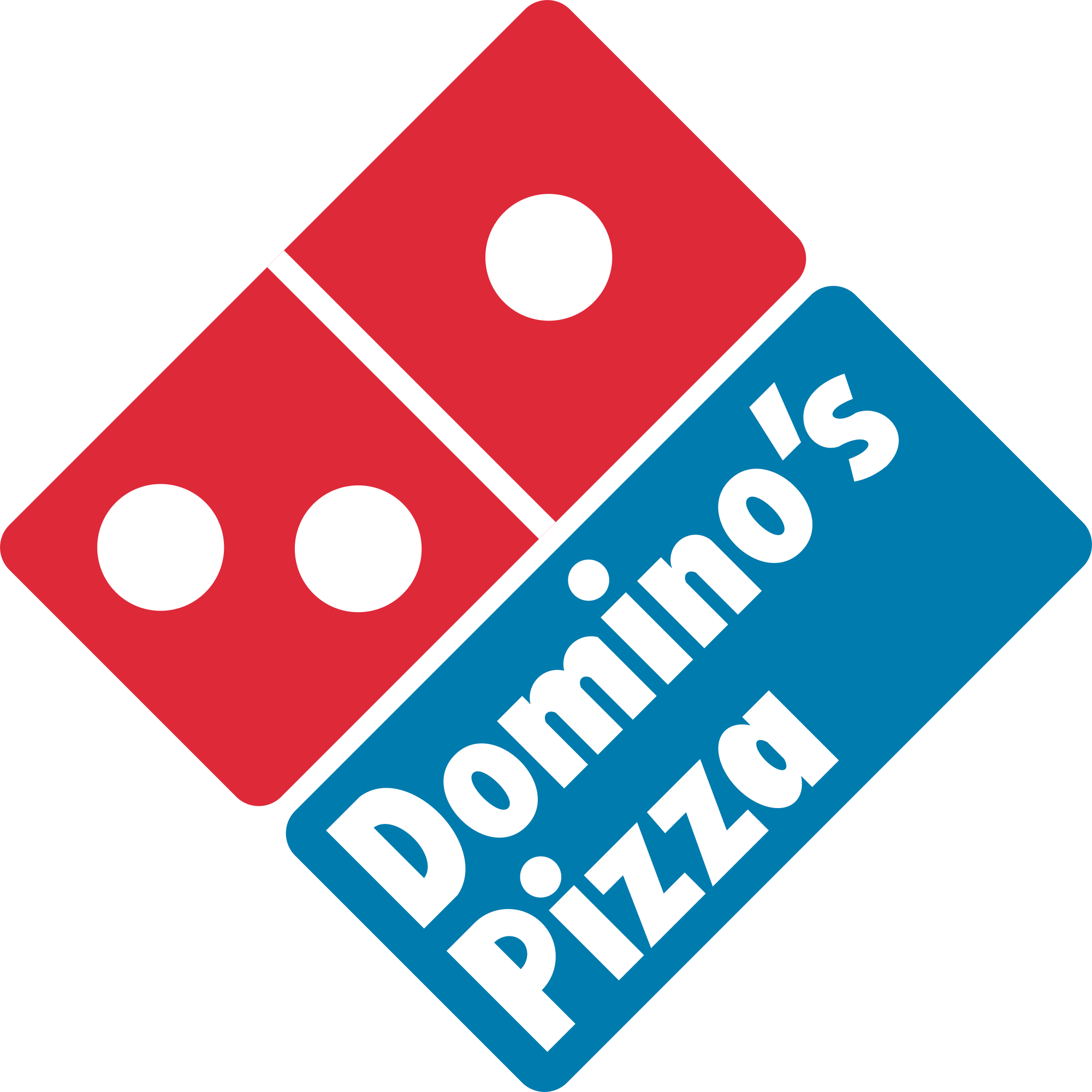Domino S A Dominant Red Vs An Ineffective Blue Domino S