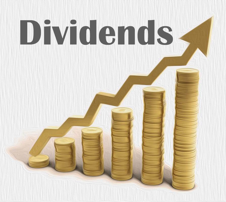 Image result for dividends