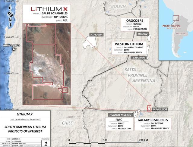 Lithium X Has The X Factor Lithium X Energy Corp