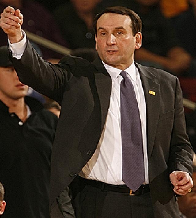 Chasing Yield Duke Coach K