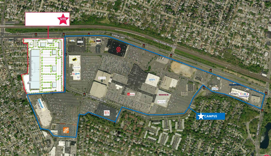 No Bargains For This Luxury Mall REIT Macerich Co NYSEMAC - Philadelphia outlets map