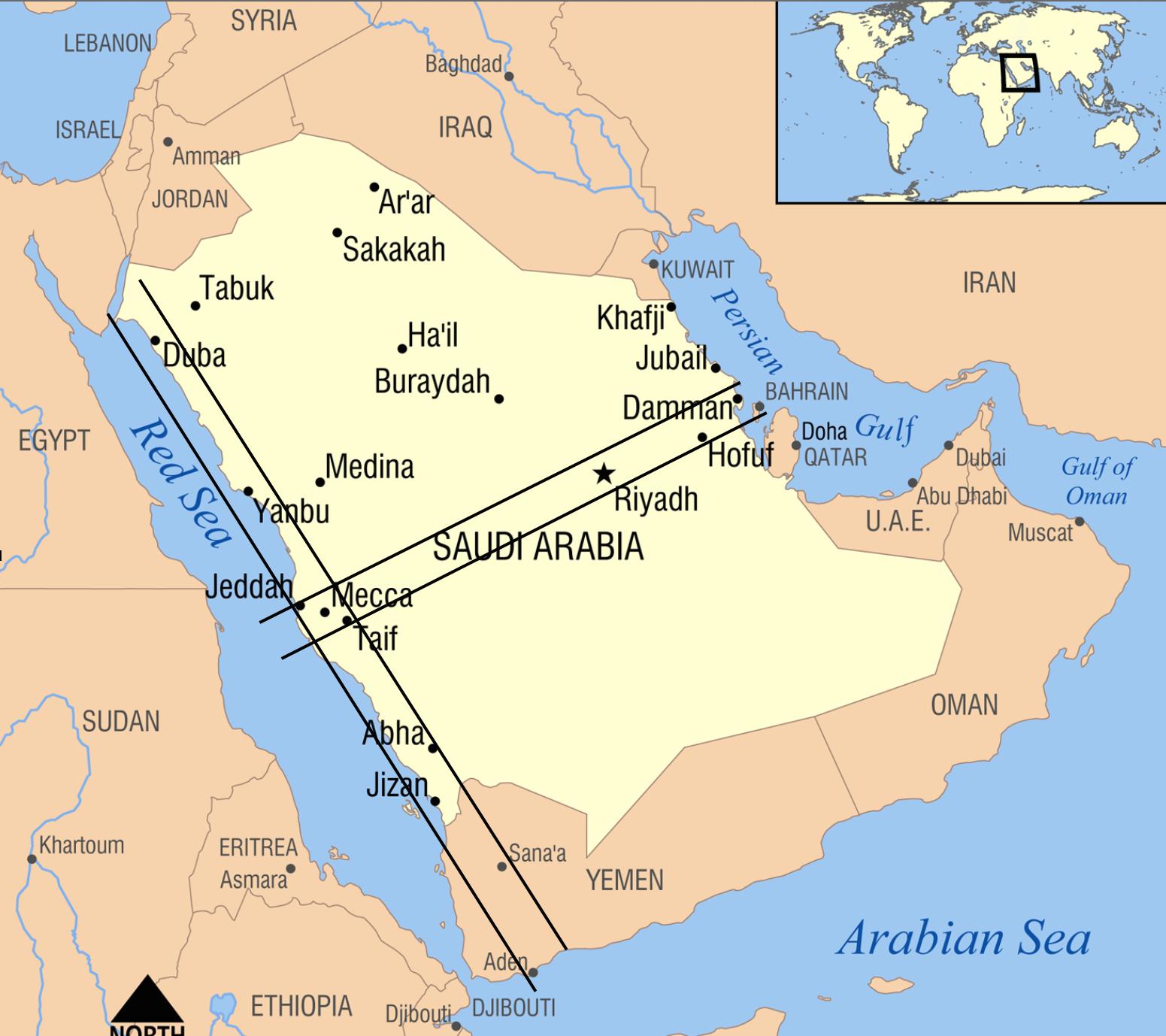 Picture of: The Geopolitics Of Saudi Arabia Seeking Alpha