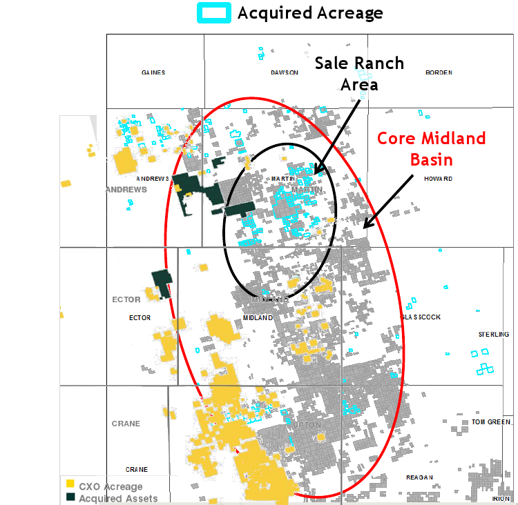 Concho Resources Takes A Leaf Out Of Pioneer Natural