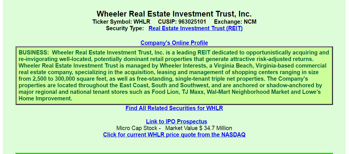 a report on real estate investment trusts or reit A real estate investment trust, or reit, is a company that owns, operates or finances income-producing real estate.