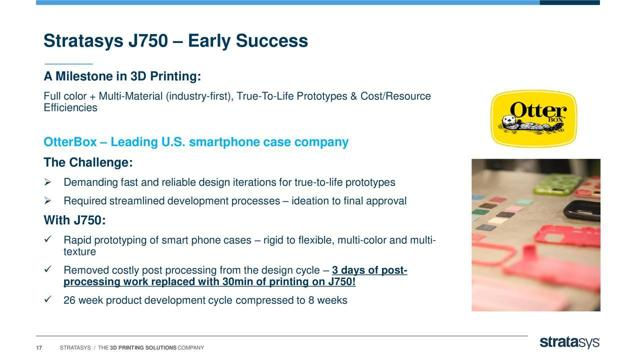 otterbox 3d printing prototyping ssys stratasys. Otterbox produces iphone, android cases