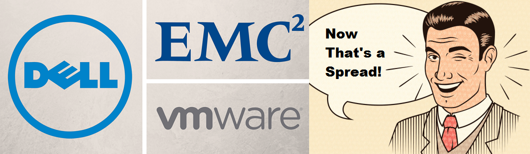 Large Spread On Vmware Tracker Likely To Shrink Over Time Dell