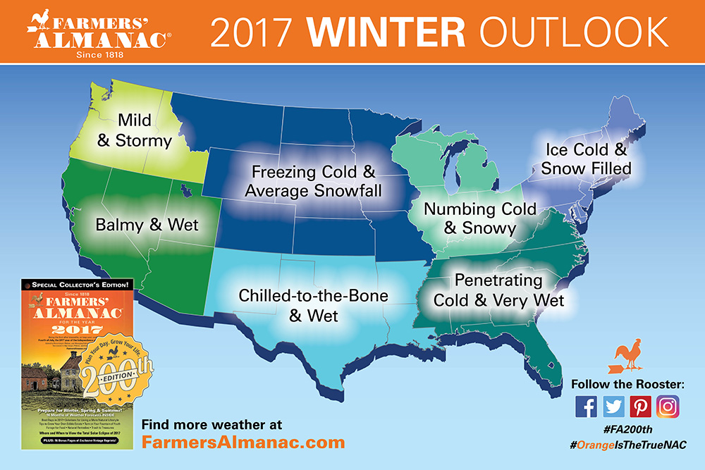 The Pattern They Are Predicting Is Consistent With Past Winters Which Featured Much Warmer Than Normal Temperatures Over The Gulf Of Alaska