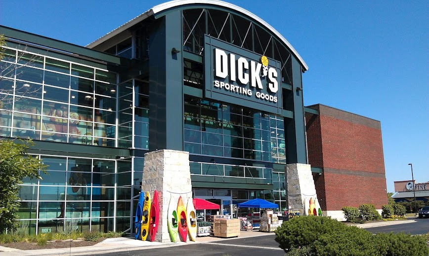 dicks sporting goods vegas
