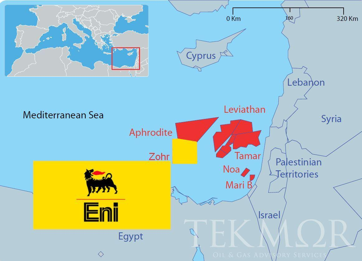 Cyprus Natural Gas Discovery