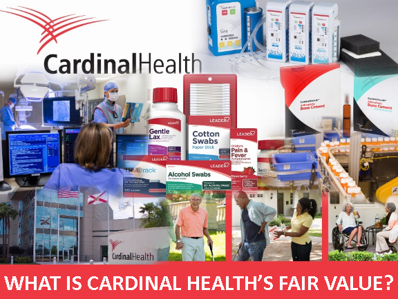 Cardinal Health Has Got My Attention Since It's Now On Sale