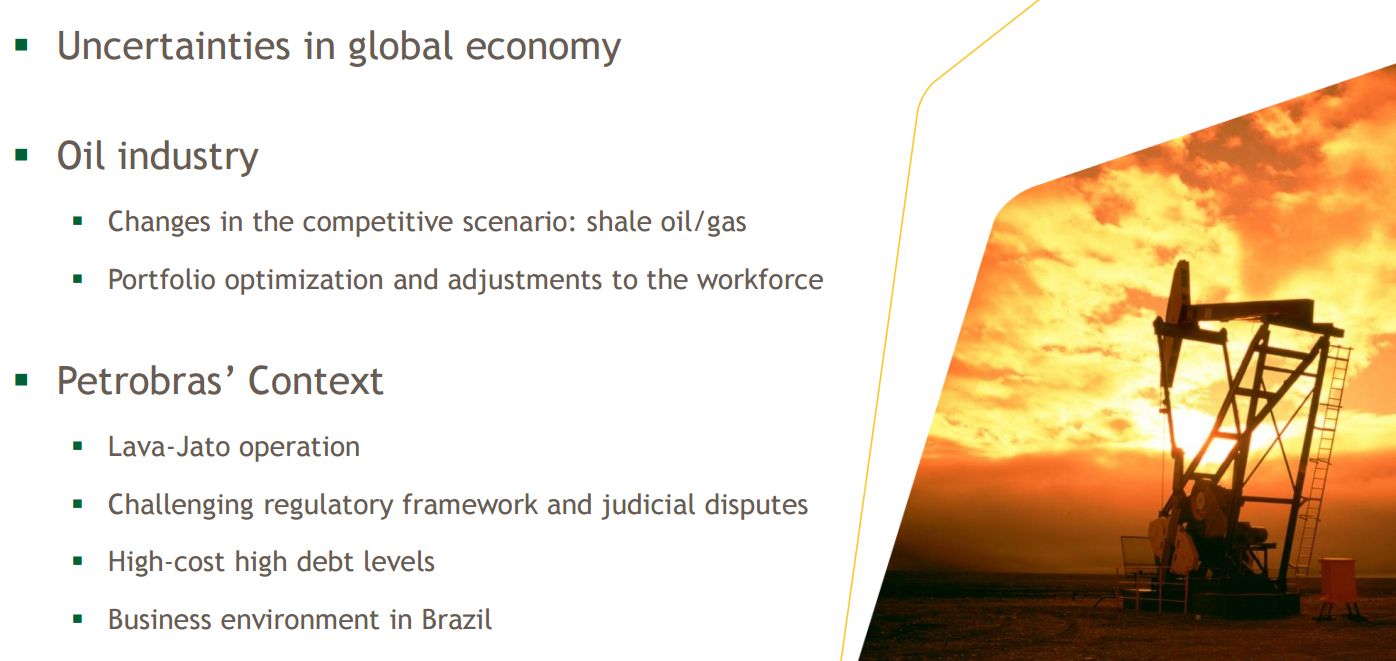 Pbr Stock Quote Petrobras  Take Advantage Of Growing Oil  Petrobras  Petroleo