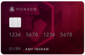 Monaco cryptocurrency in every wallet