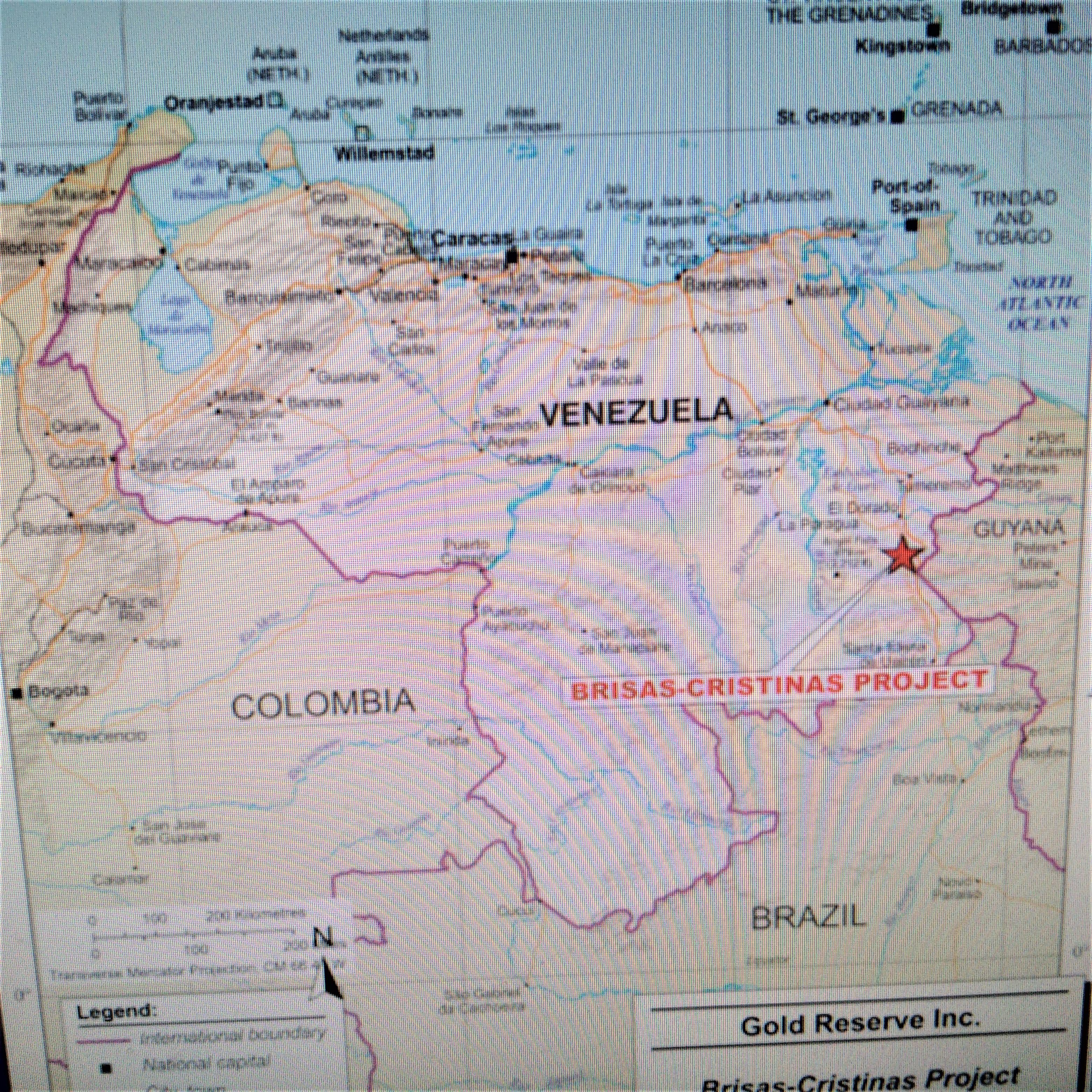 according to its may 2007 prospectus found on sedar its february 2005 brisas project bankable feasibility study was updated by a national instrument 43 101