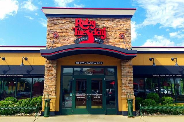 ruby tuesday sold takeaways for restaurant stocks ruby tuesday