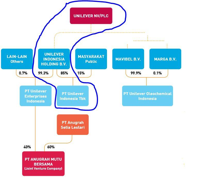 organization structure: unilever& nissan essay Unilever's legal structure and foundation agreements share unilever nv and unilever plc have different shareholder constituencies and shareholders cannot convert or exchange the shares of one company for shares of the other.