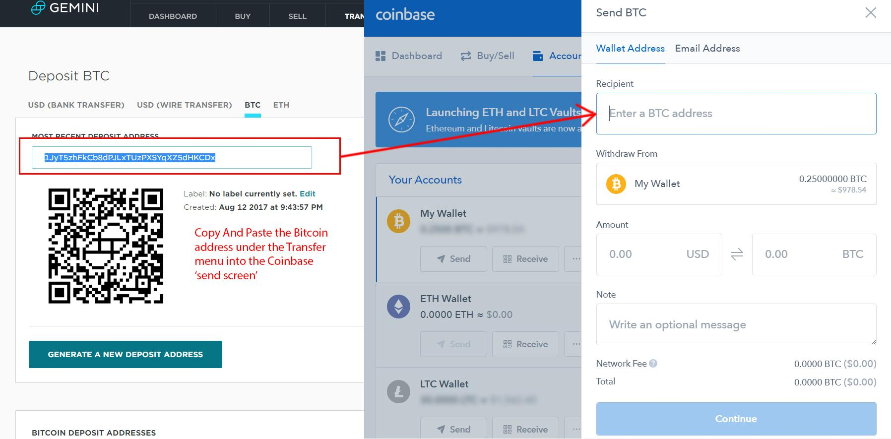 What Is The Website To Buuy Bitcoin That Coinbase Holds Ryan
