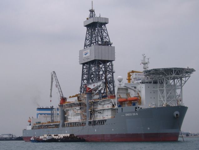 Offshore oil drilling thesis