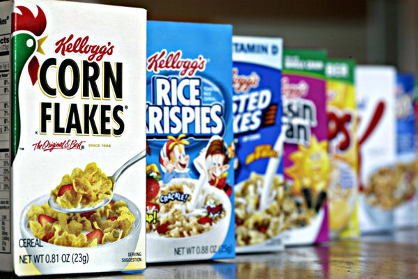 Kellogg: Don't Write Off The Boring Stocks Yet