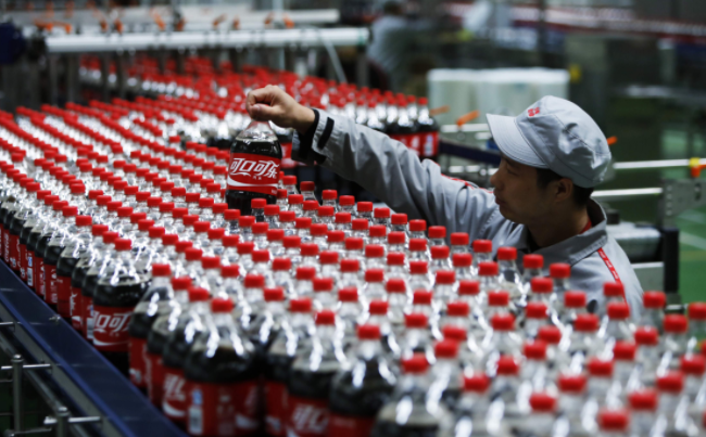 The Coca-Cola Company's revenues affected by refranchising head-winds