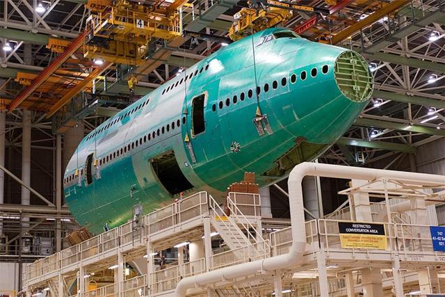 Boeing September Order Report: Uptick In Orders