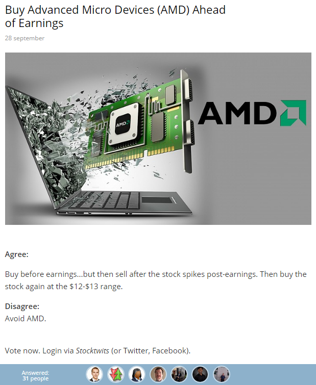 What Are Analysts Report About Advanced Micro Devices, Inc. (AMD)