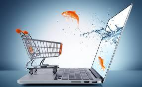 Ecommerce is growing by leaps and bounds.