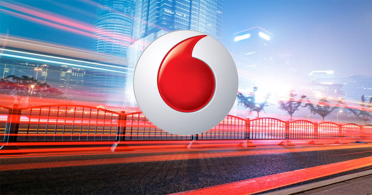 Vodafone Group Plc Raises Its Outlook for the Year